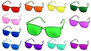 Colour therapy glasses Elegant Multiple Glasses by BioTec GmbH PdAkjvUGS